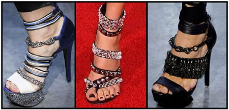 What's Next: Footwear Accessories