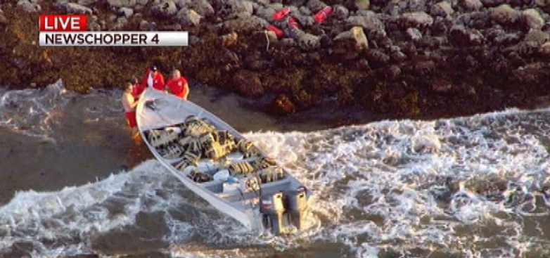 3 in Custody After Rancho Palos Verdes Panga Boat Discovery