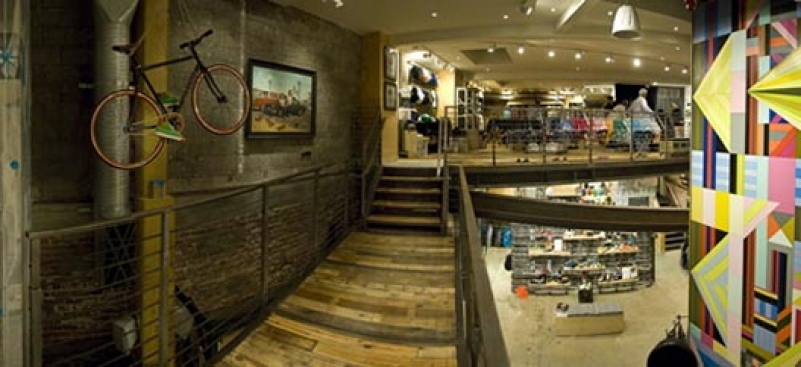 Now Open: Nike's 225 Forest Brings Custom Action Sports Gear to the OC