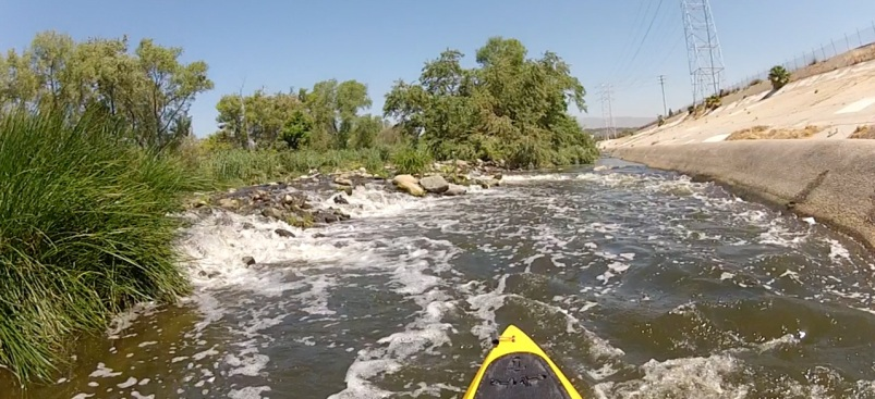 Open All Summer: LA River Recreational Zone