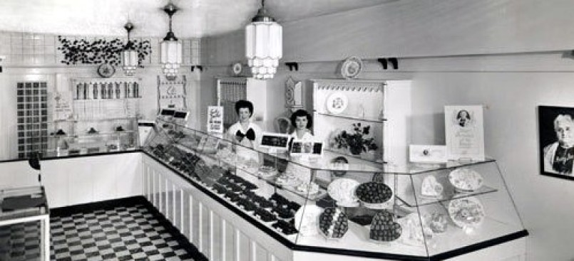 See's Candies, The Grove, and The World's Largest Lolly