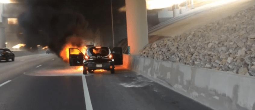Kias Hyundais Spontaneously Catching On Fire Safety Advocates Say