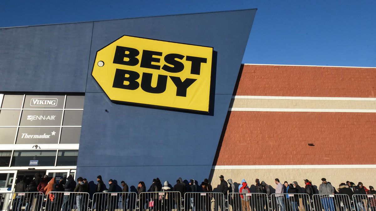 Now Hiring: Best Buy Is Looking for Help Ahead of the Holidays
