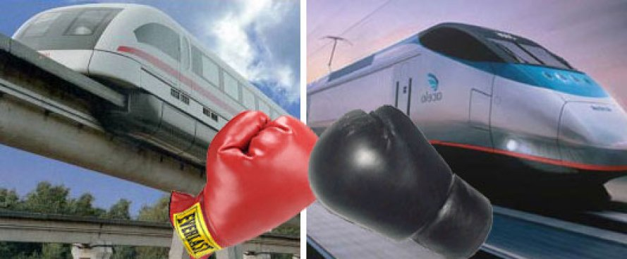 Curbed Poll: MagLev or High Speed Rail