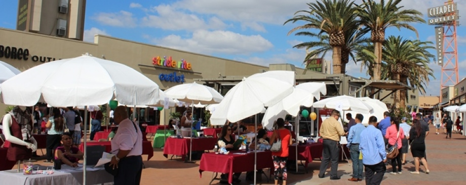 Citadel Outlets Los Angeles, CA Citadel Outlets is currently seeking a Security Manager for our location in city of Commerce, CA. This position will plan, direct and review the activities and operations of the security department.