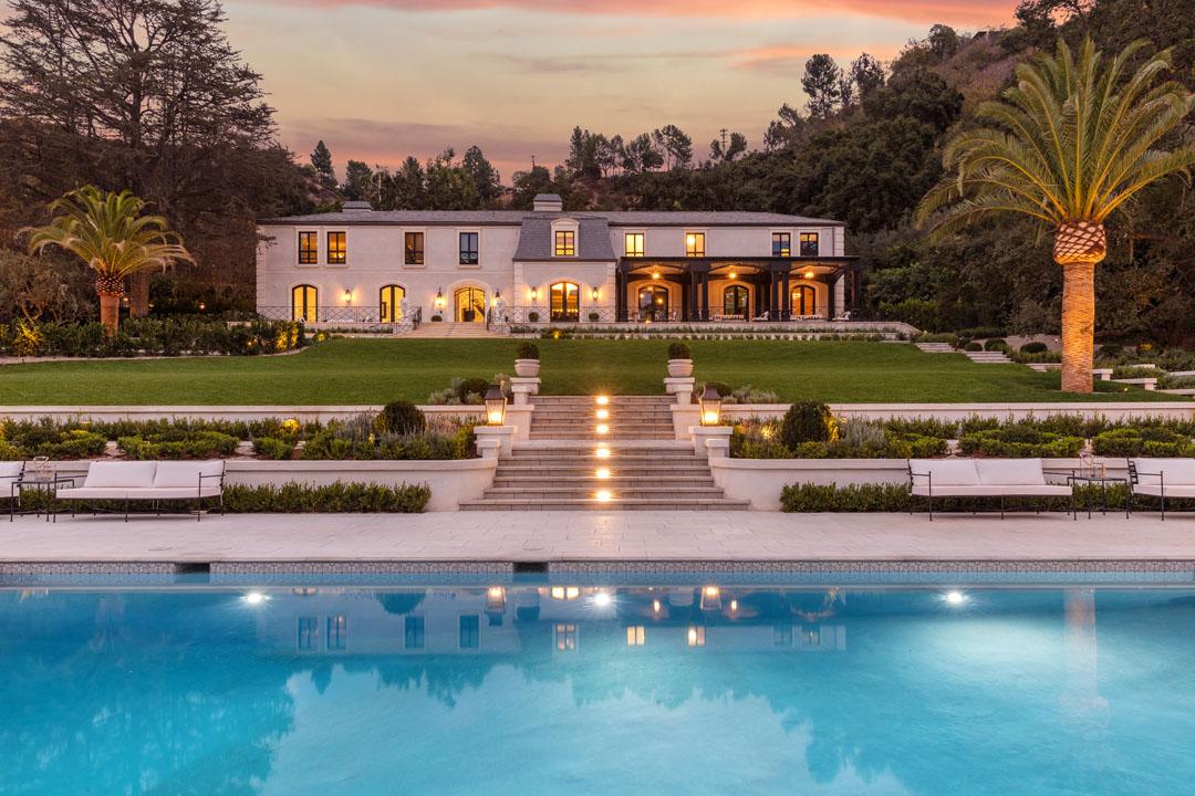 Hollywood Superagent's Former Home Listed for $42.5 Million