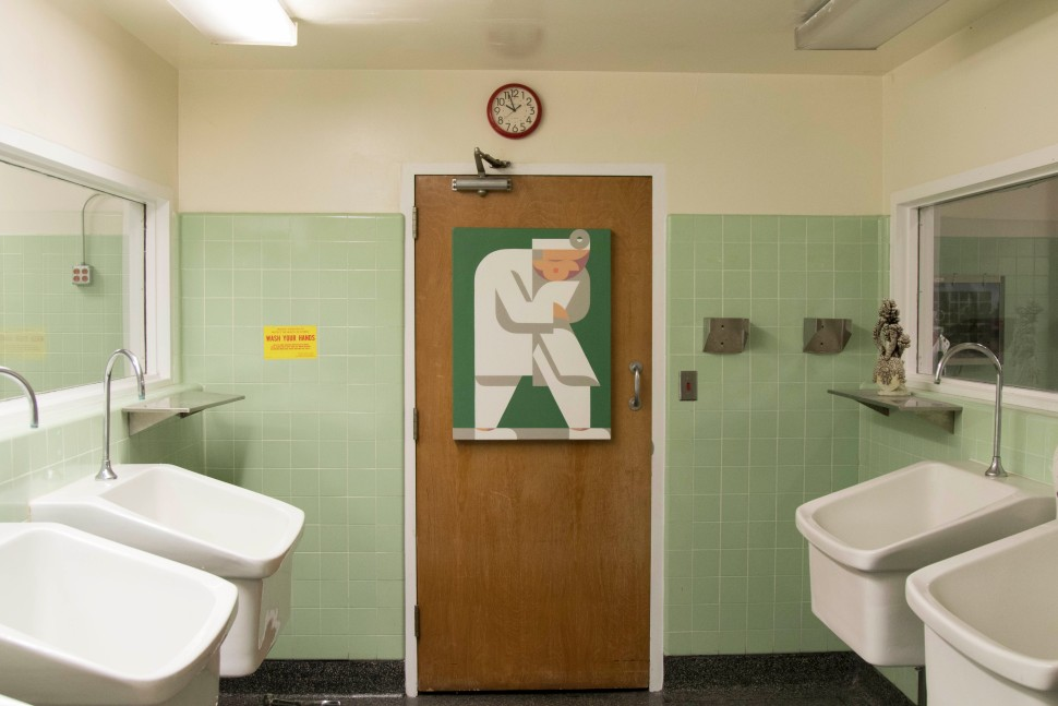 Abandoned Hospital Transformed Into Art Exhibit