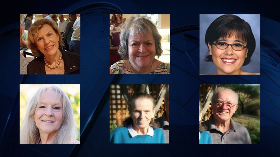Majority of Northern California Fire Victims Were Seniors