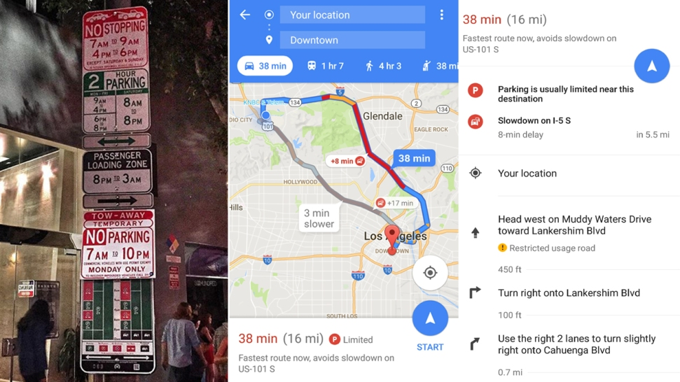 New Google Maps Feature Tells You How Hard It Is to Find ... on google map path, google map content, google map mexico, google map route, google map distance, google map australia, google map history, google map contact, google map people, google map canada, google map europe, google map india, google map garden, google map tour, google map art, google map commercial, google map itinerary, google map france, google map city, google map lake,