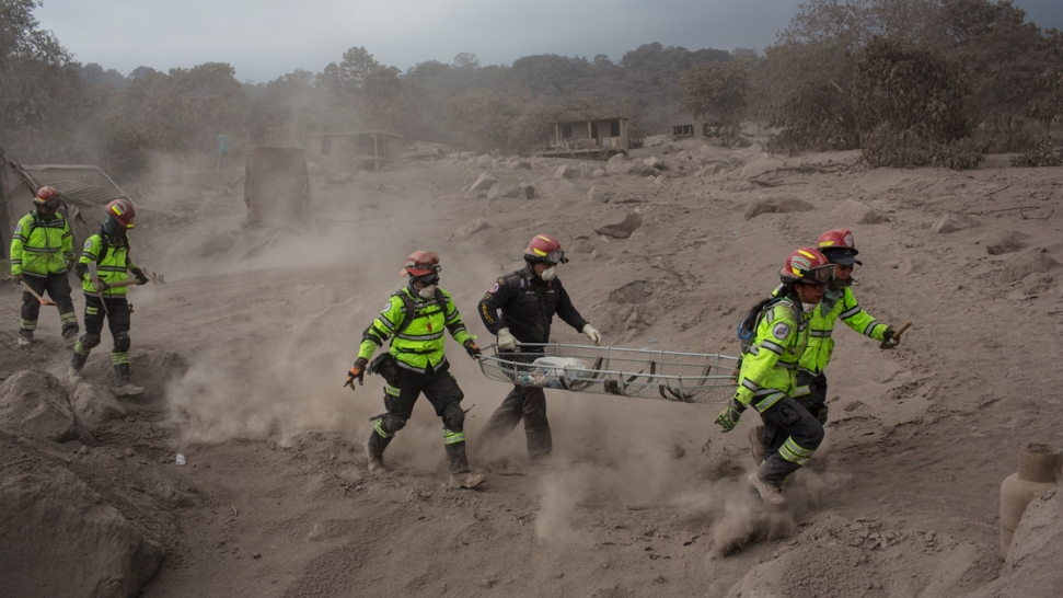 How to Help Guatemala Volcano Victims
