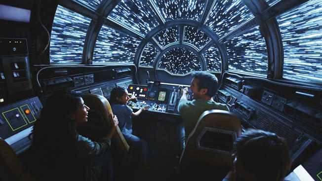 Here's Your Galaxy's Edge Reservation Info, Rebels