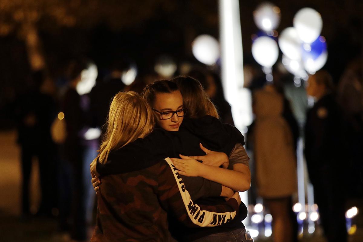 Saugus High School Gun Was Modified, Complicating Probe