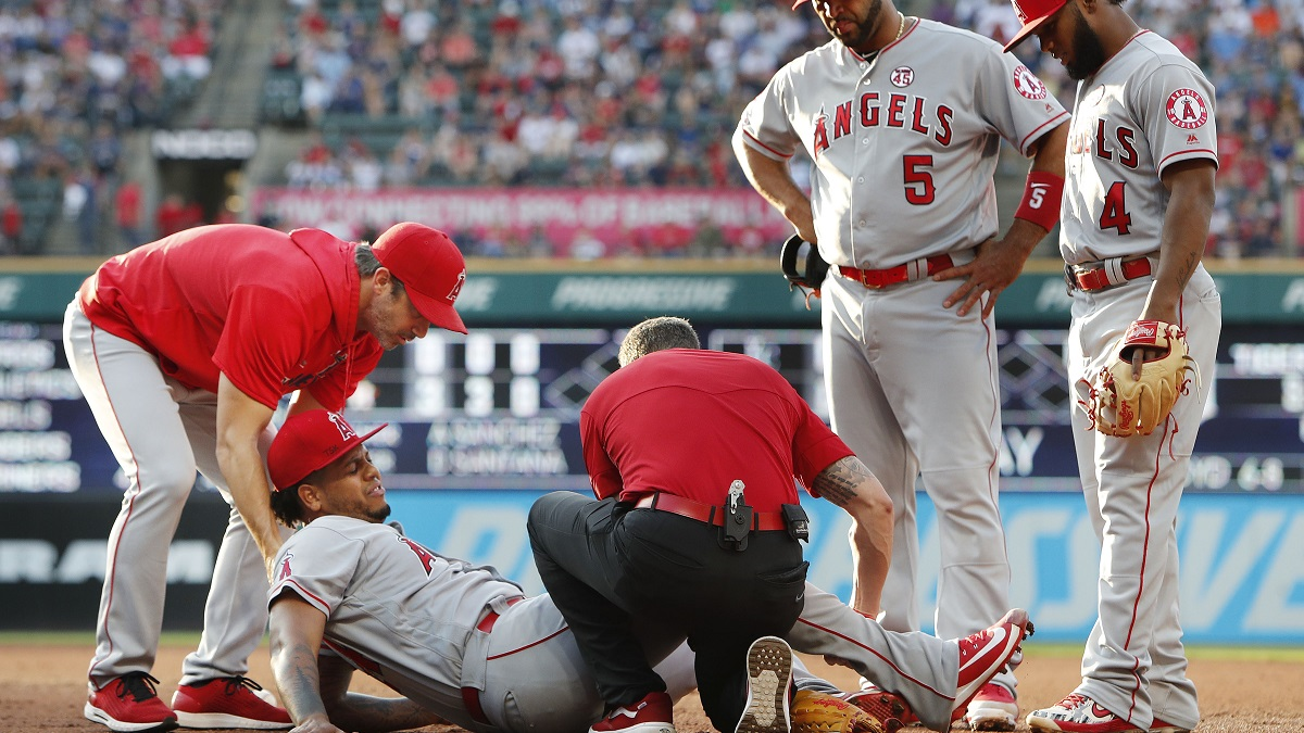 Angels Get Stung by the Injury Bug, Fall 6-2 to the Indians