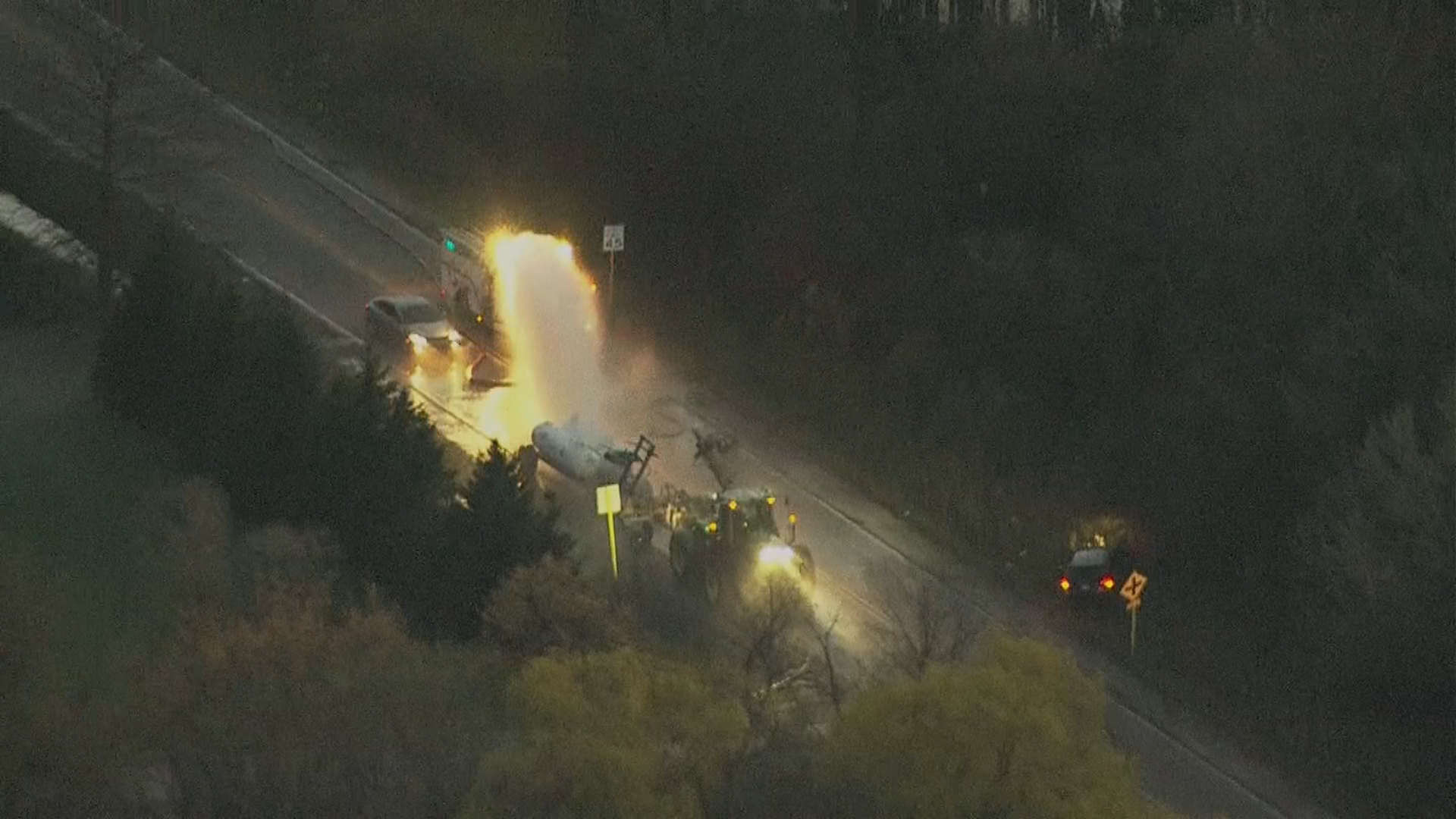 At Least 37 Hospitalized After Chemical Spill in Chicago Suburb