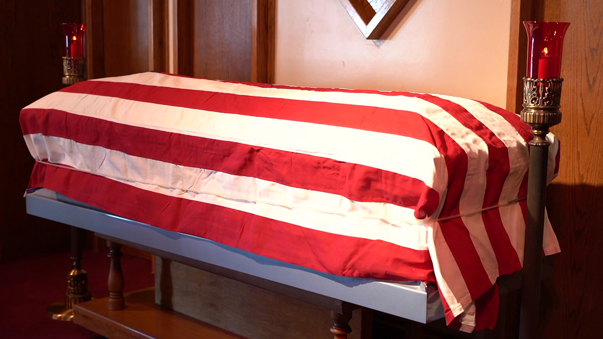 It was a day of tributes for Ray Chavez, who was the oldest living veteran survivor of the attack on Pearl Harbor before his death on Nov. 21.