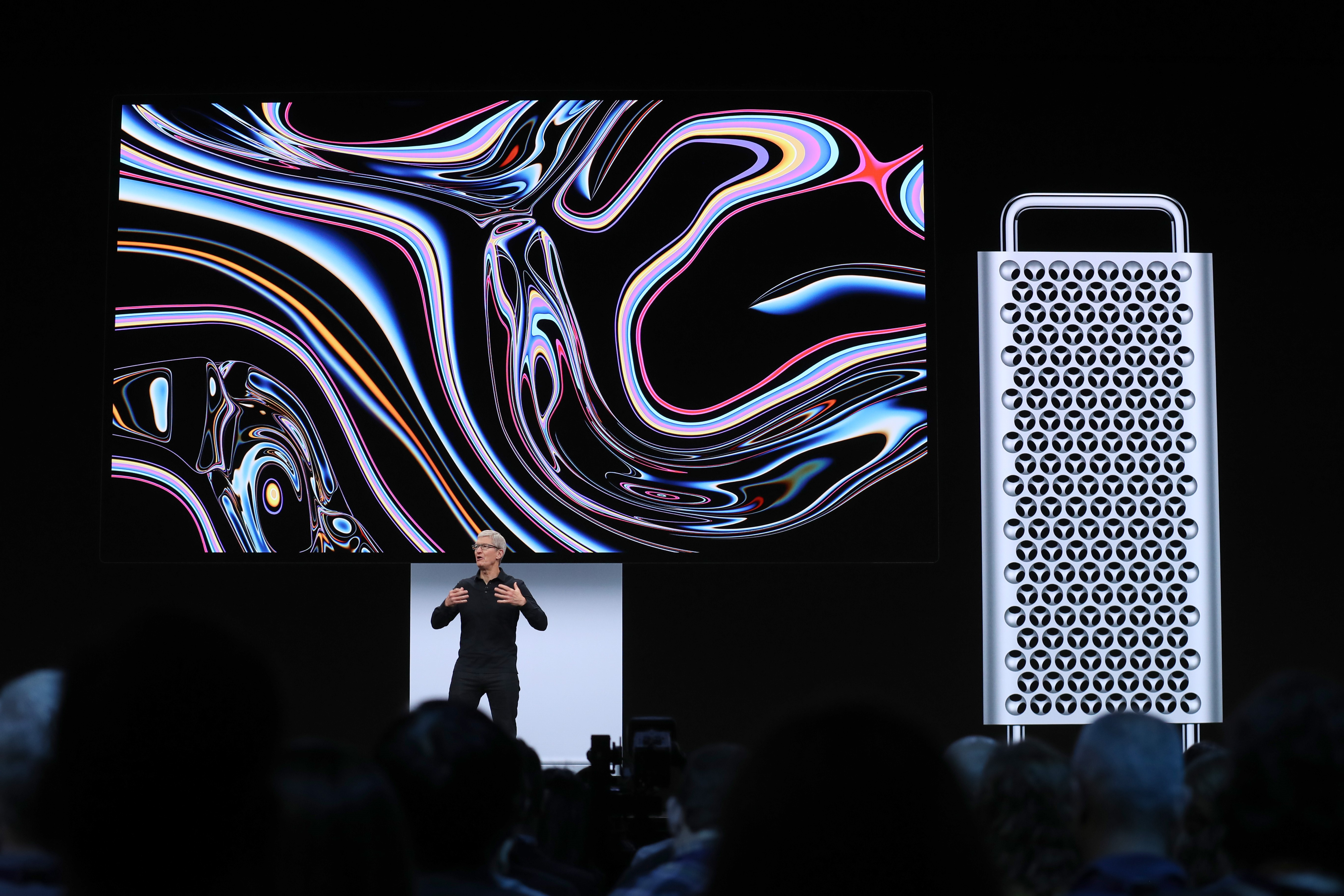 Does the New Apple Mac Pro Look Like a Cheese Grater?
