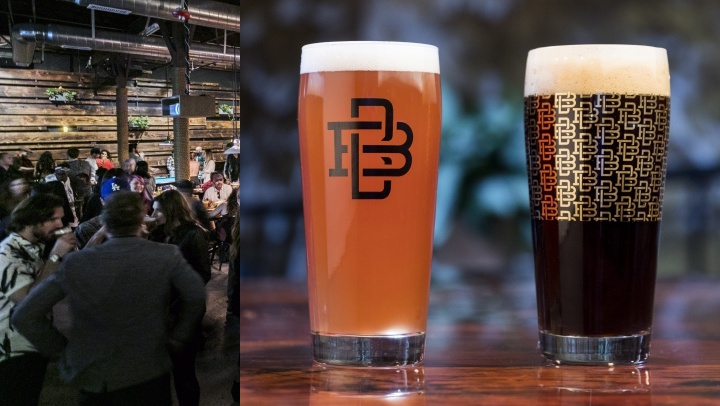 Swing by a foamy fundraiser at Boomtown Brewery on Sunday, Dec. 16, and know that all ticket proceeds will be donated to the California Fire Foundation, which in turn helps those impacted by the recent wildfires.