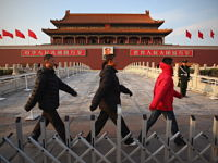 China Blocks Google for Tiananmen Square Anniversary