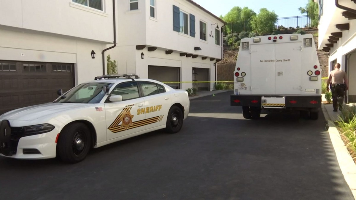 A home invasion robbery and assault is under investigation in Chino Hills.