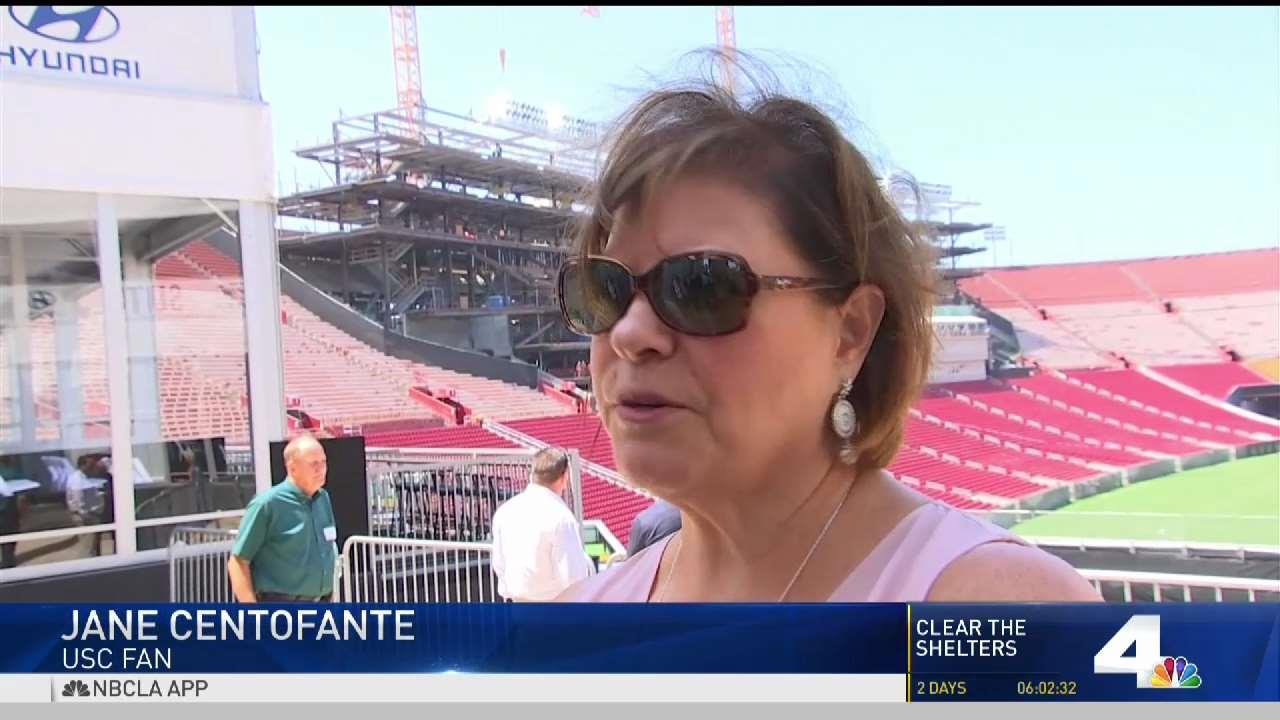 Coliseum Upgrade Plans Revealed
