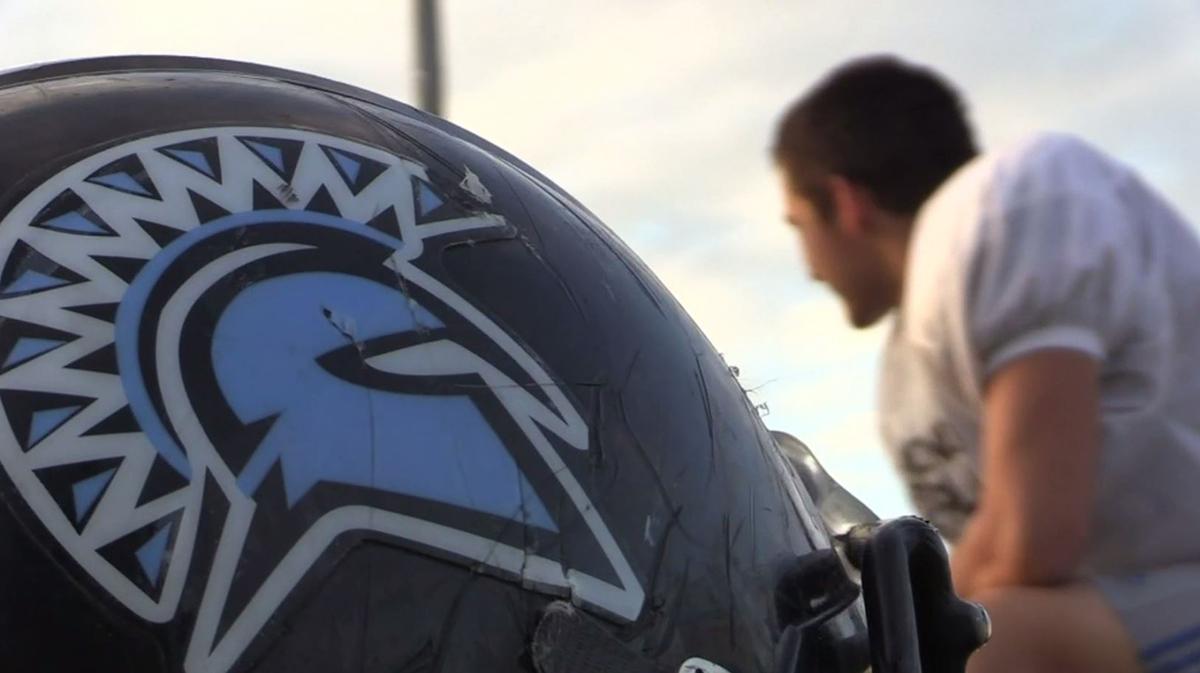 Desis Gonzales Jr. is deaf and a San Gorgonio High School football player.