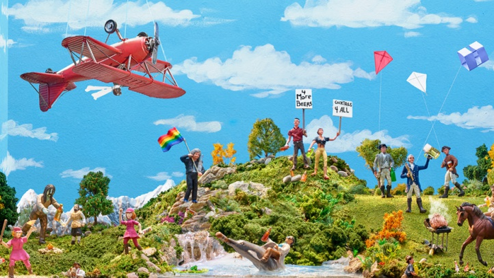 Dioramas taking on the new episodes of