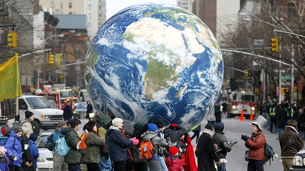 For Some Millennials, Climate Change Clock Ticks Louder Than Biological One