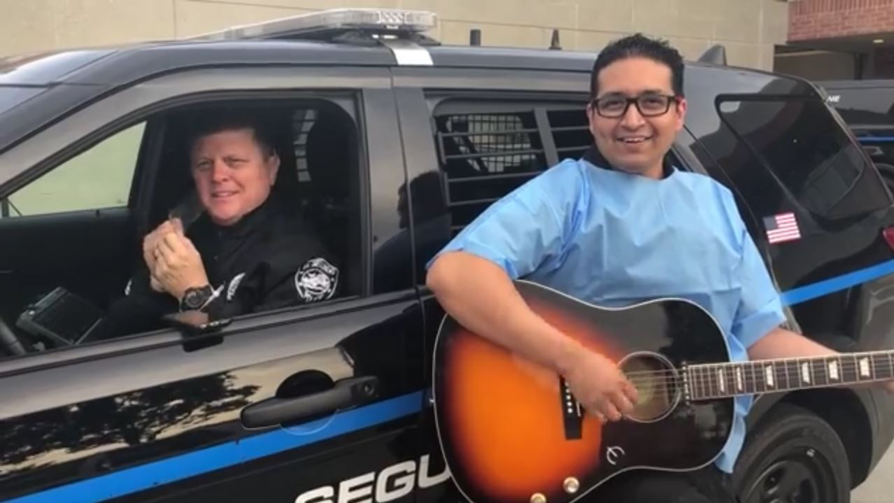 El Segundo Police Do the Lip Sync Challenge