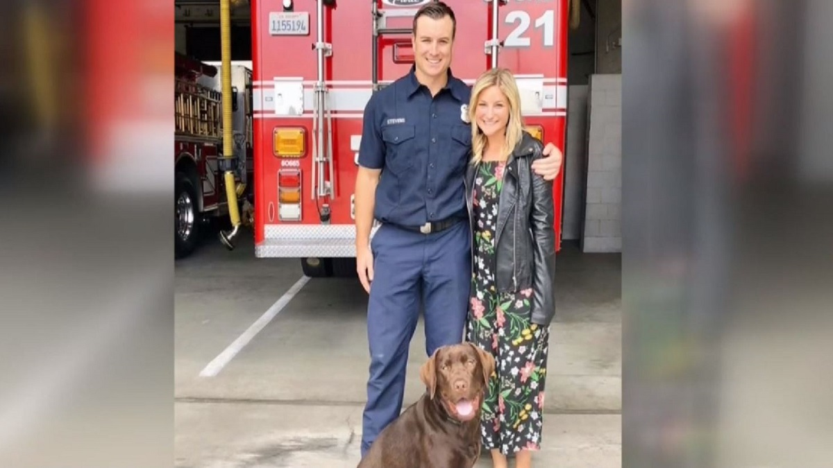 Former Rams Player and LAFD Firefighter Faces New Battle: ALS