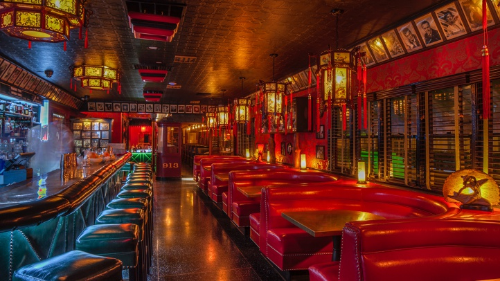 Formosa Café Returns, with Hollywood Glam Intact
