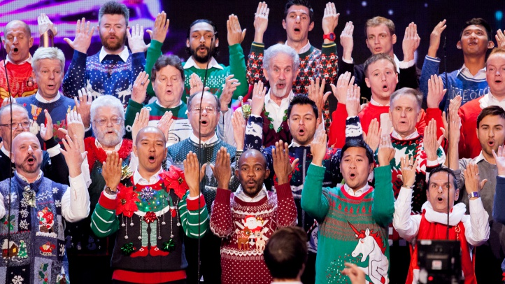 The Gay Men's Chorus of Los Angeles will perform at the 2018 LA County Holiday Celebration on Monday, Dec. 24.