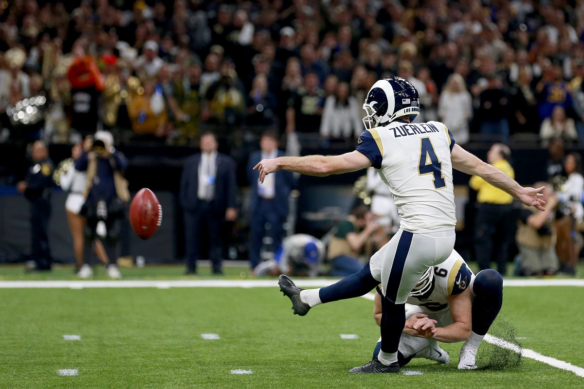 Photos: LA Rams Advance to the Super Bowl After Thrilling Overtime Win