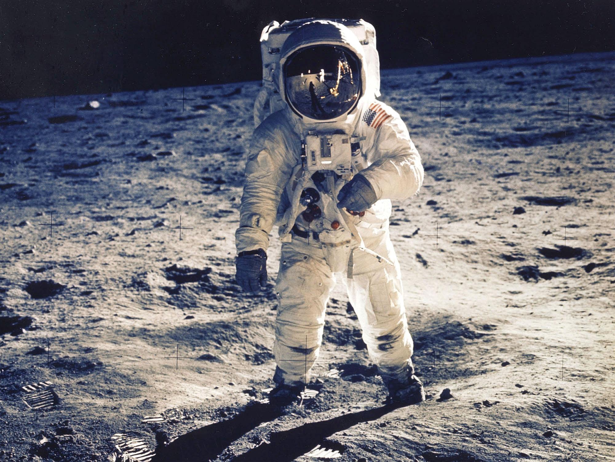 Apollo Moon Landing Anniversary Celebrated in SoCal