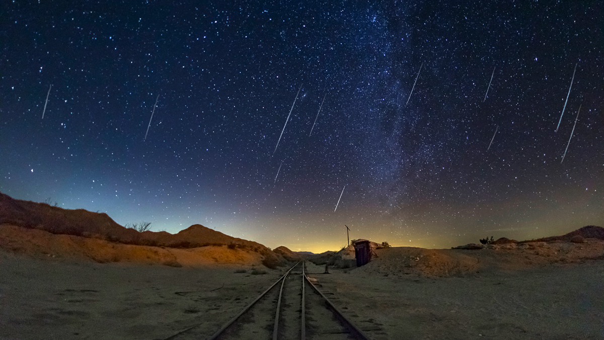 Things Are Looking Up: Here's Your 2019 Calendar of Meteor Showers