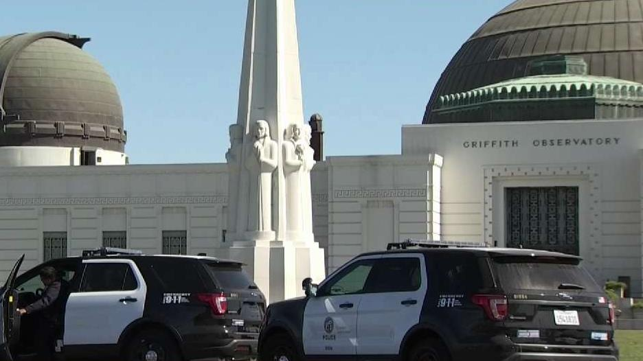 Griffith Observatory Open Following Suspicious Package Evacuation