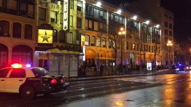 Medical Emergency Triggers Stampede at SF's 'Hamilton'