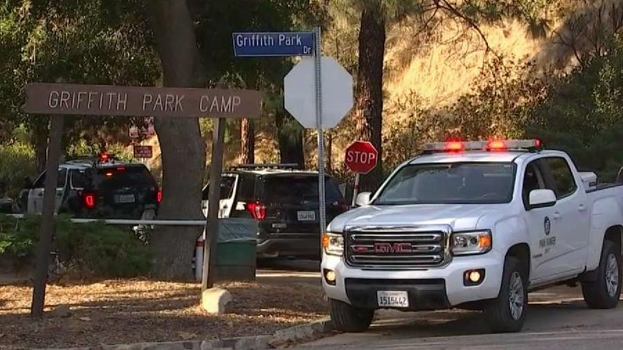 Hiker's Dog Discovers a Human Head While Walking at Griffith Park