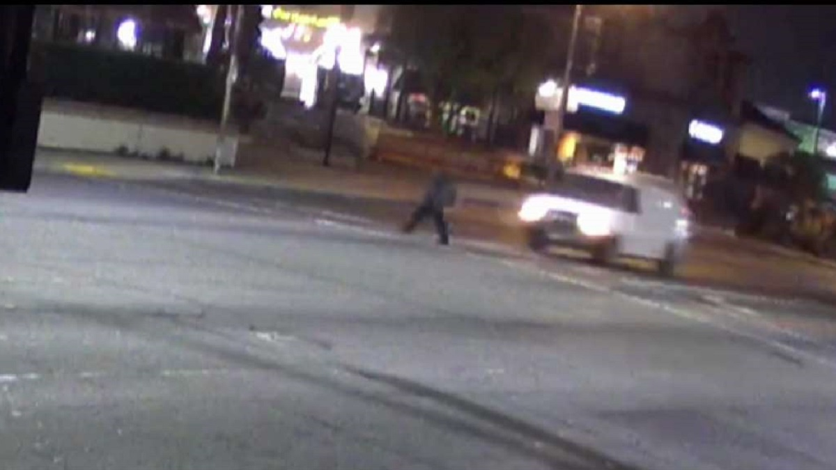 Security Camera Captures Violent Hit-and-Run That Injured Man in Crosswalk