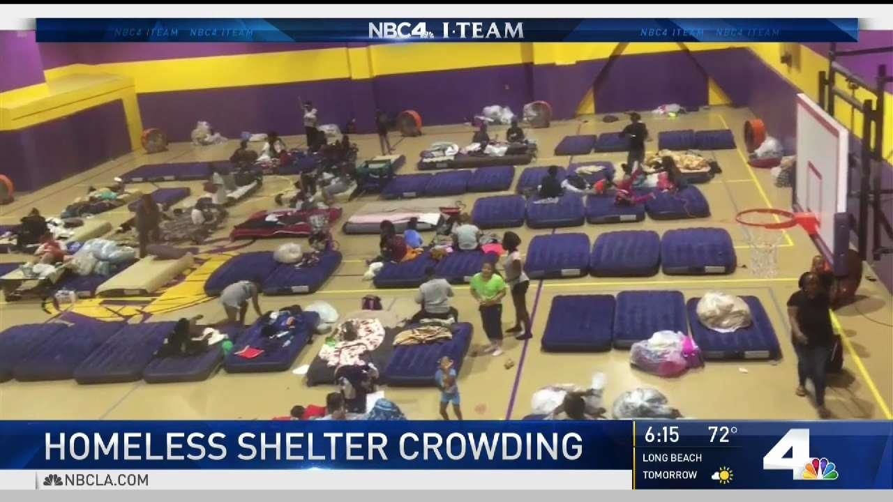 Homeless Shelter Overcrowding Raises Concerns