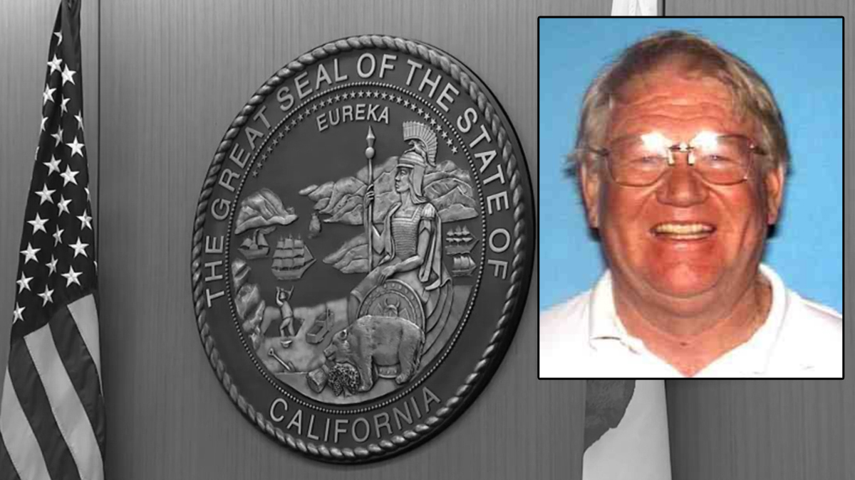 A photo of John Rodgers McFarland was provided by Fountain Valley Police Department.