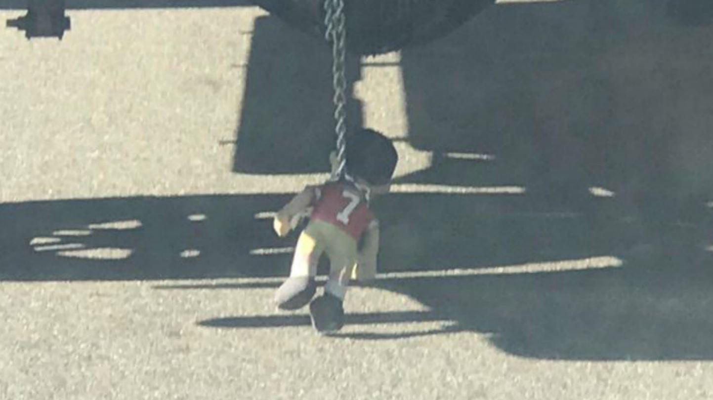 'Raider Rob' Defends Hanging Kaepernick Doll on Truck