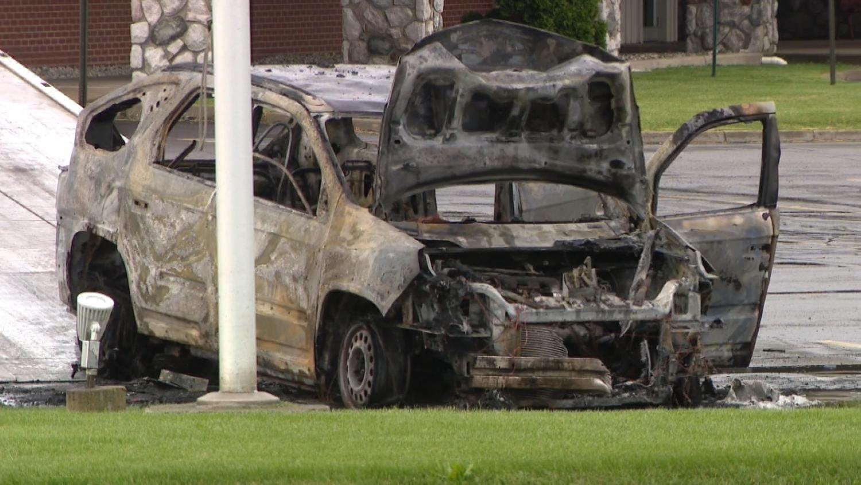 Vape Pen Blamed In SUV Fire