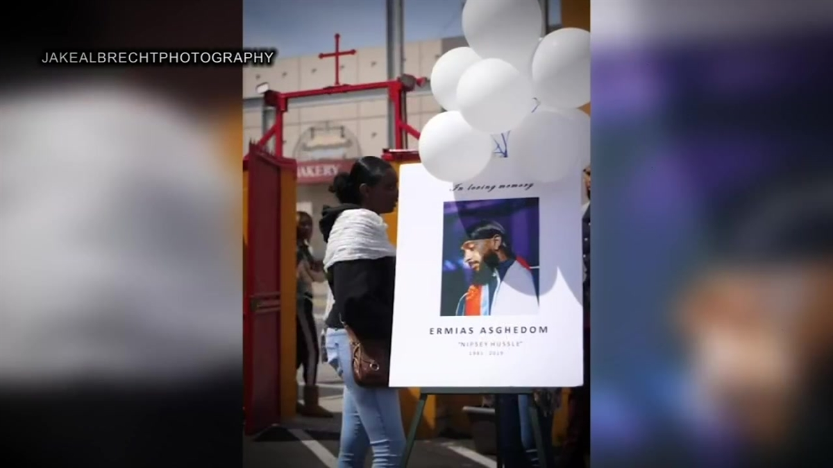 This Priest Knew Ermias Asghedom Before Becoming Nipsey Hussle