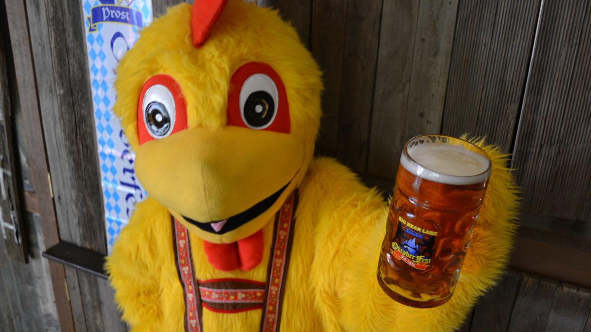 A whole lot of chicken dancing, beer-drinking, family fun is happening at Oktoberfest in Big Bear for the 2018 season.