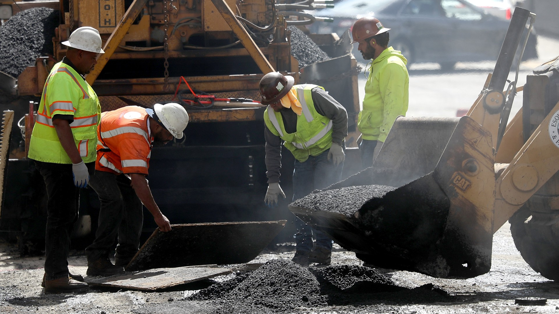 California's Infrastructure Gets C- in New Report Card