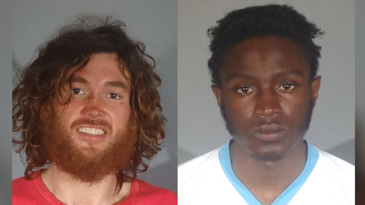 Elijah Wade Smart, 29, and Markis Leigh White, 19