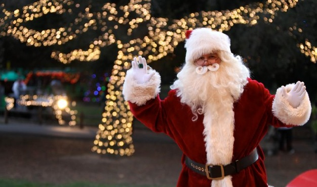 The Christmas Train opens at the sweet family attraction in Orange on Nov. 30, 2018.