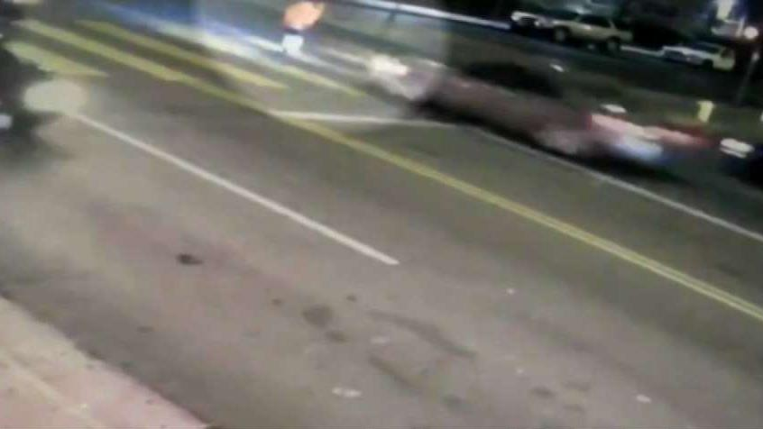 Search Underway for Hit-and-Run Driver