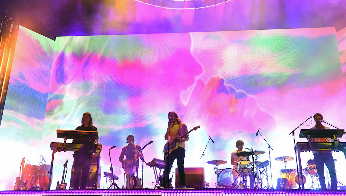 Coachella Day 2 With Tame Impala, CHON, Hippos and More