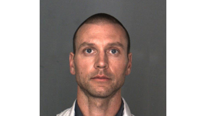 Thomas Flach, a 39-year-old resident of Running Springs, was charged with Sexual Battery by Medical Professional (San Bernardino County Sheriff's Department)